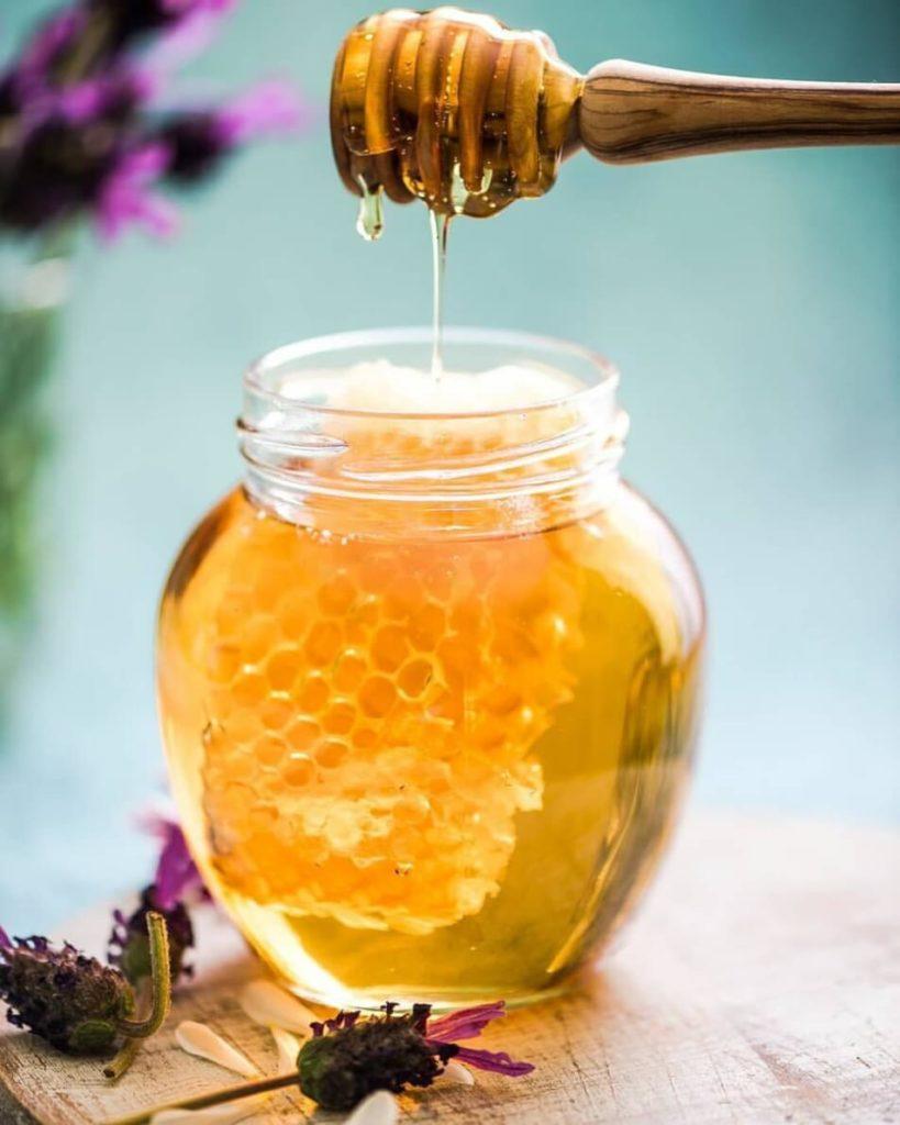 изюм с медом для иммунитета- мед
